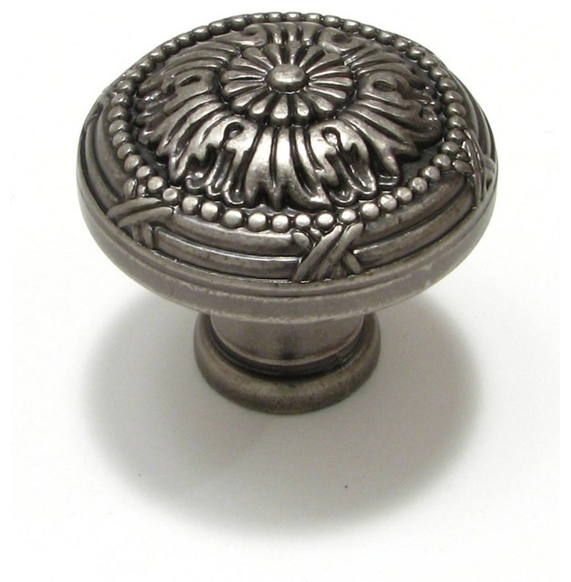 pewter kitchen door knobs photo - 16