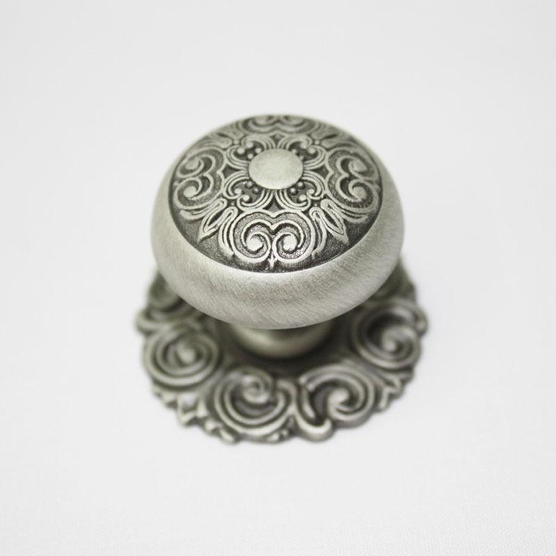 pewter kitchen door knobs photo - 4