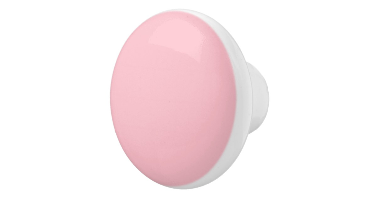 pink door knobs photo - 13