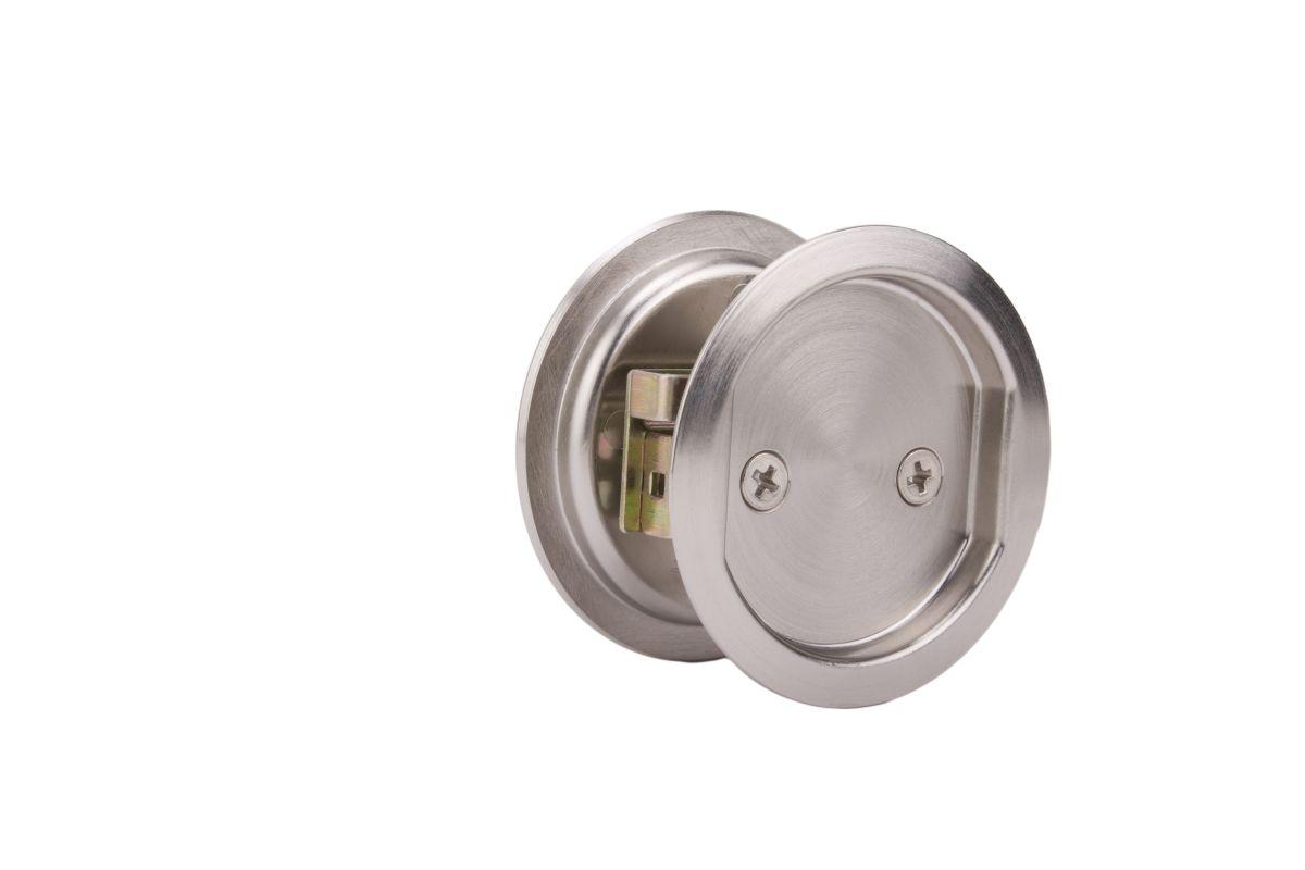 pocket door knob photo - 1