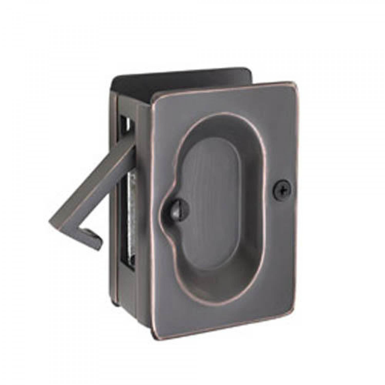 pocket door knob photo - 14