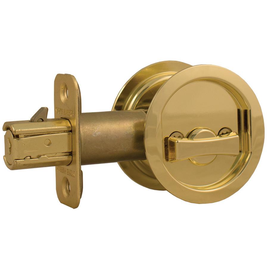 pocket door knob photo - 17