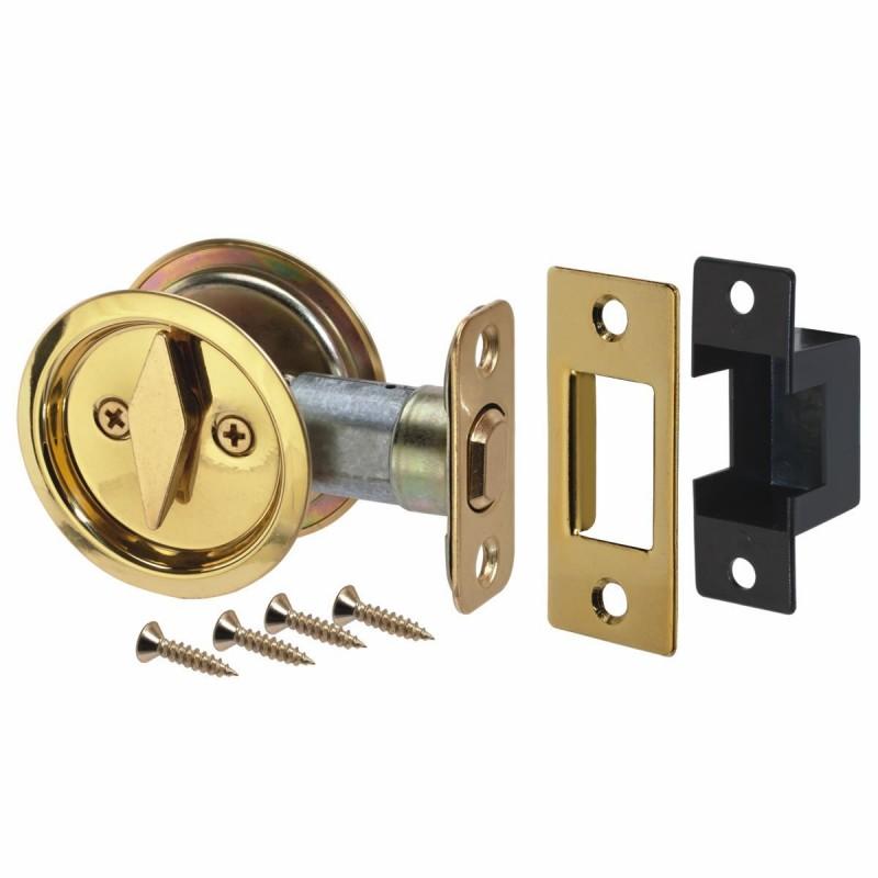 pocket door knob photo - 3