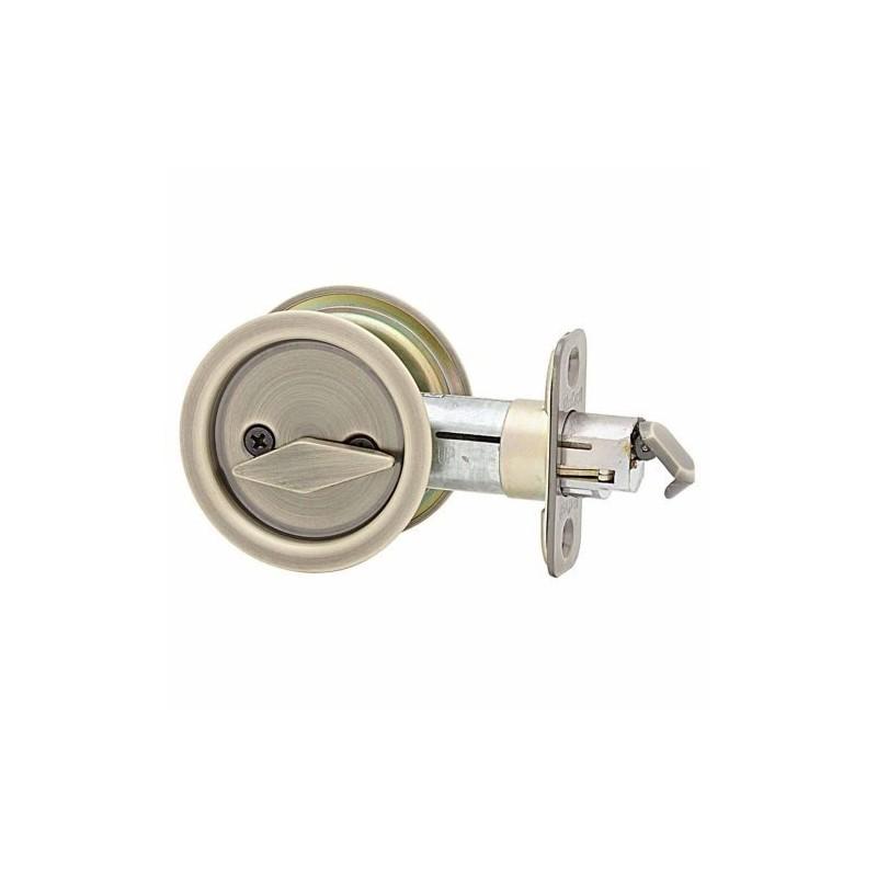 pocket door knob photo - 4