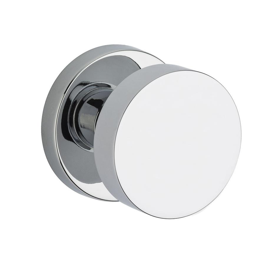 polished chrome door knobs photo - 16