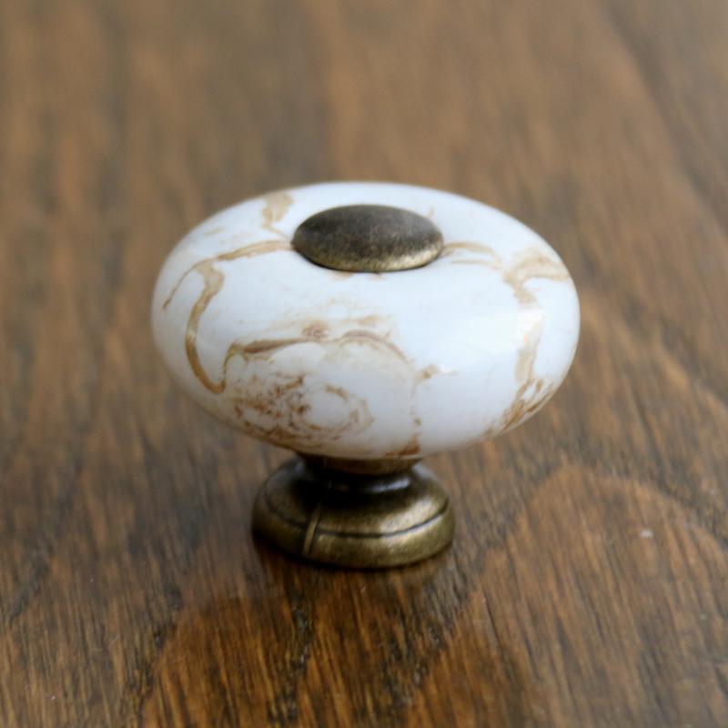 porcelain cupboard door knobs photo - 19