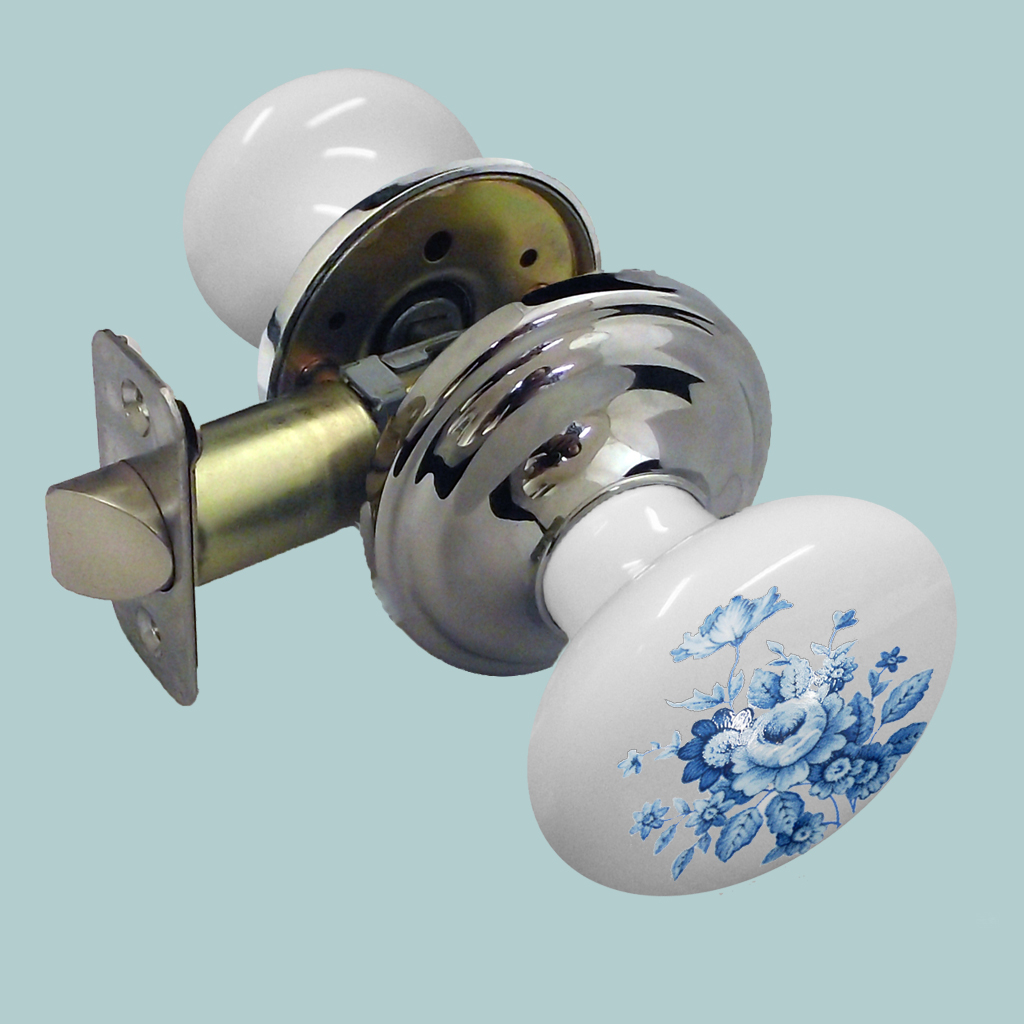 porcelain door knob sets photo - 3