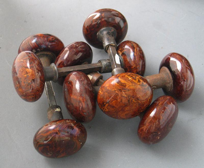 porcelain door knobs antique photo - 17