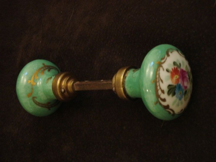pretty door knobs photo - 9