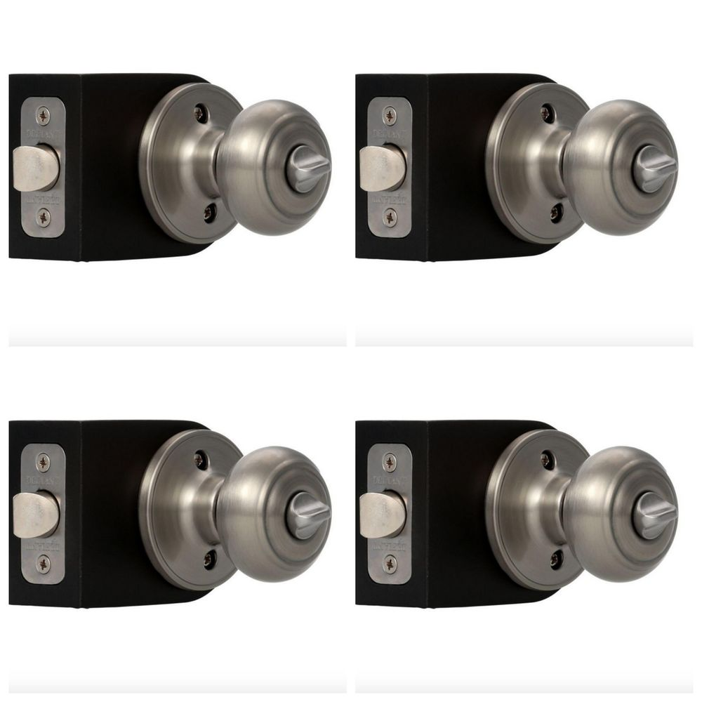privacy door knob set photo - 20