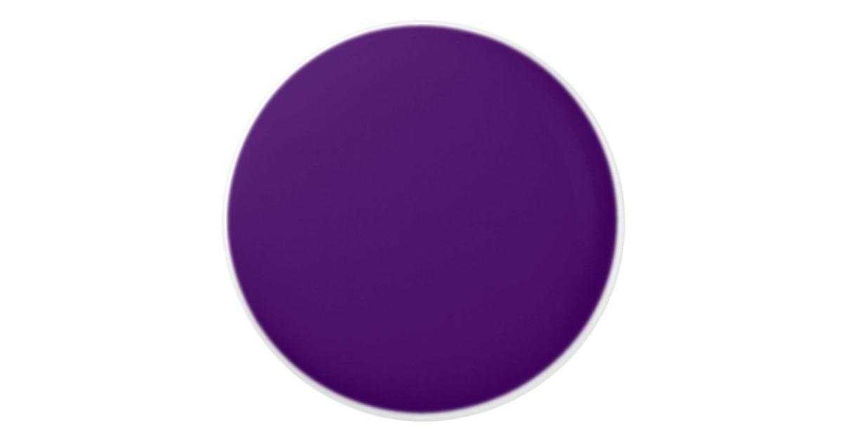 purple door knob photo - 5