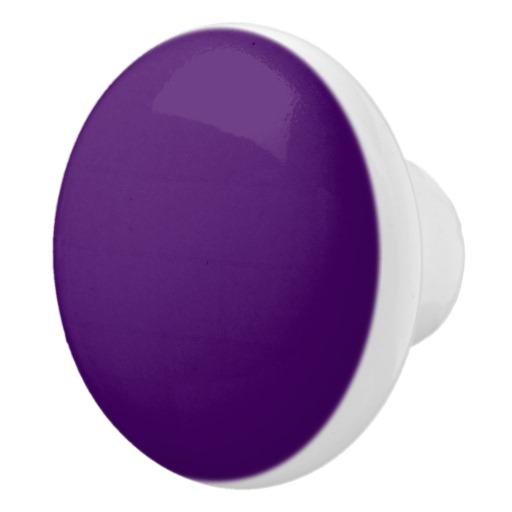 purple door knob photo - 8