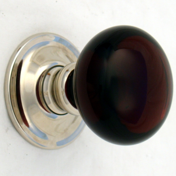 purple door knobs photo - 12