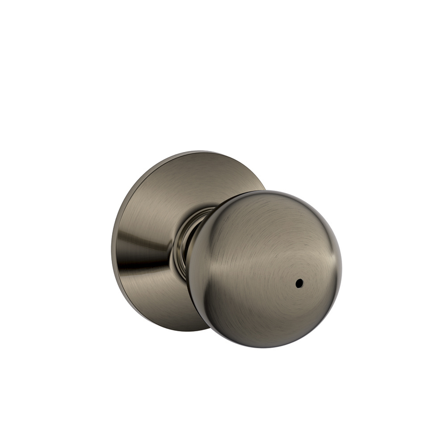 push button door knob photo - 10