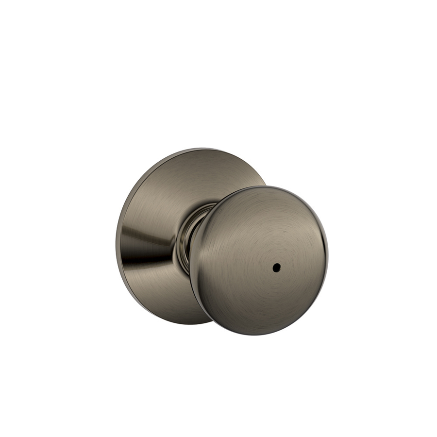 push button door knob photo - 13