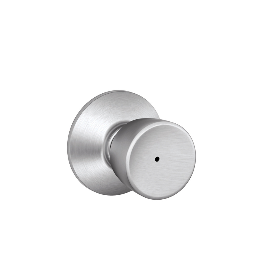 push button door knob photo - 7