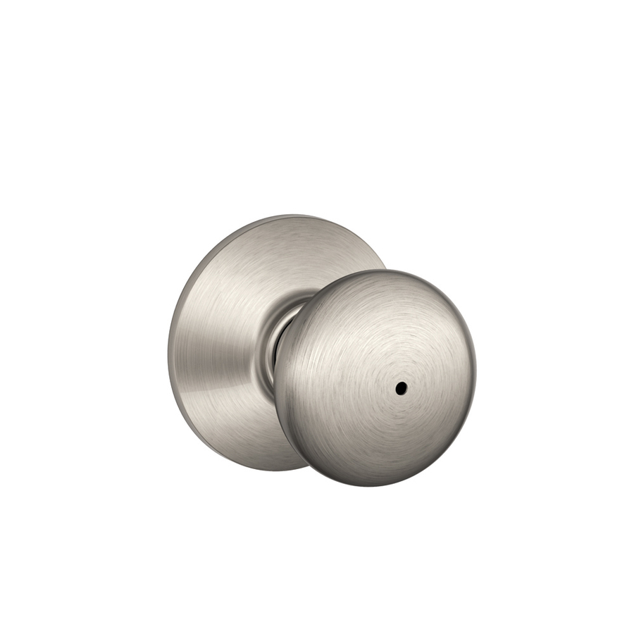 push lock door knob photo - 5