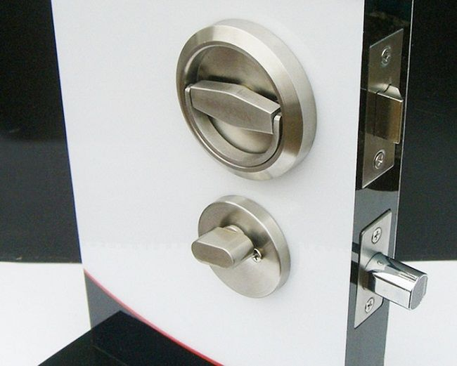 recessed door knobs photo - 4