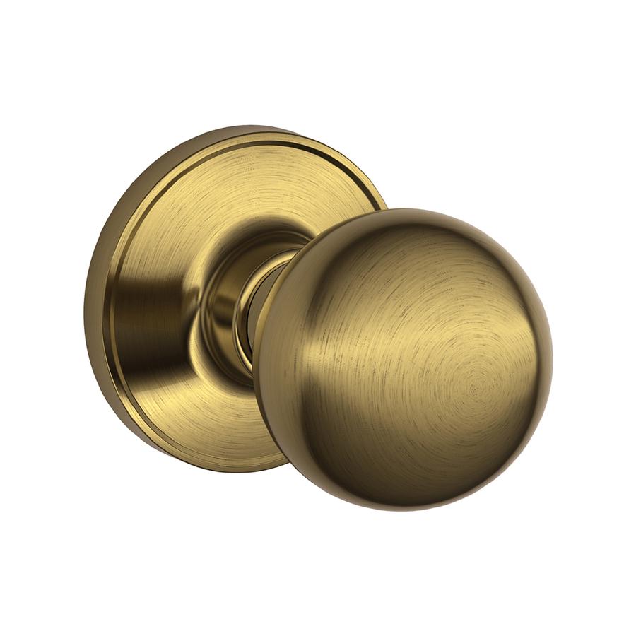 reclaimed brass door knobs photo - 16