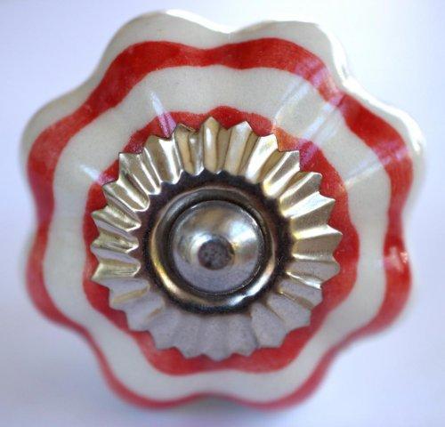 red door knobs photo - 12