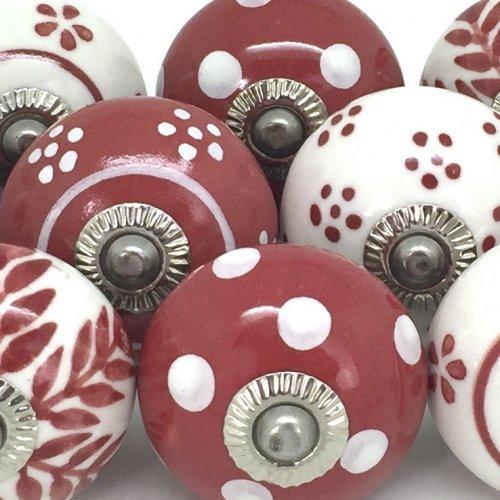 red door knobs photo - 19