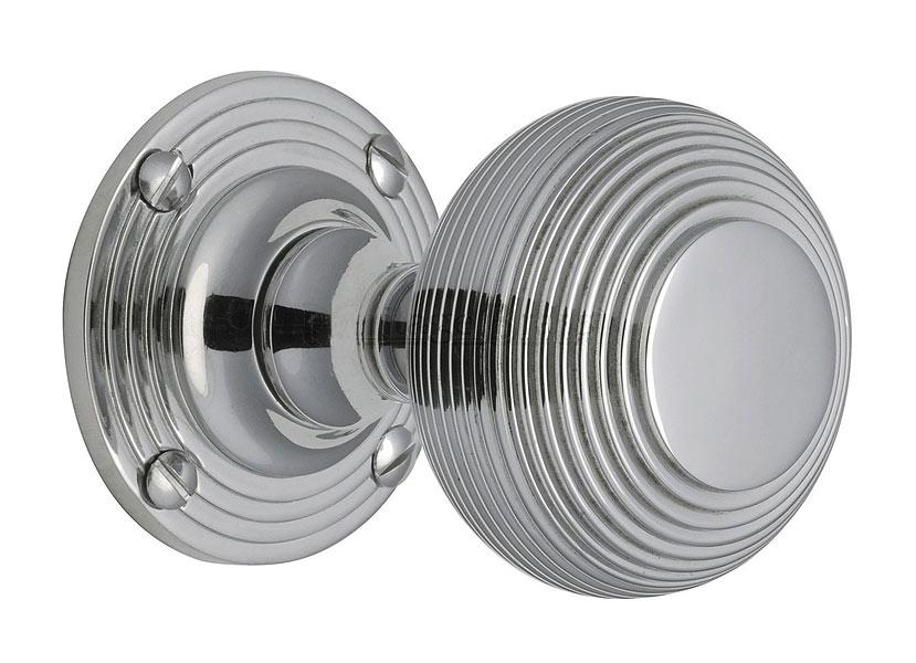 reeded door knobs photo - 1