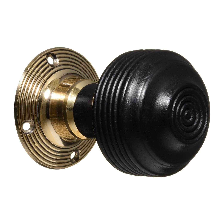 reeded door knobs photo - 6