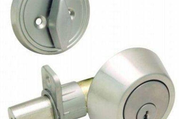 remove schlage door knob photo - 6