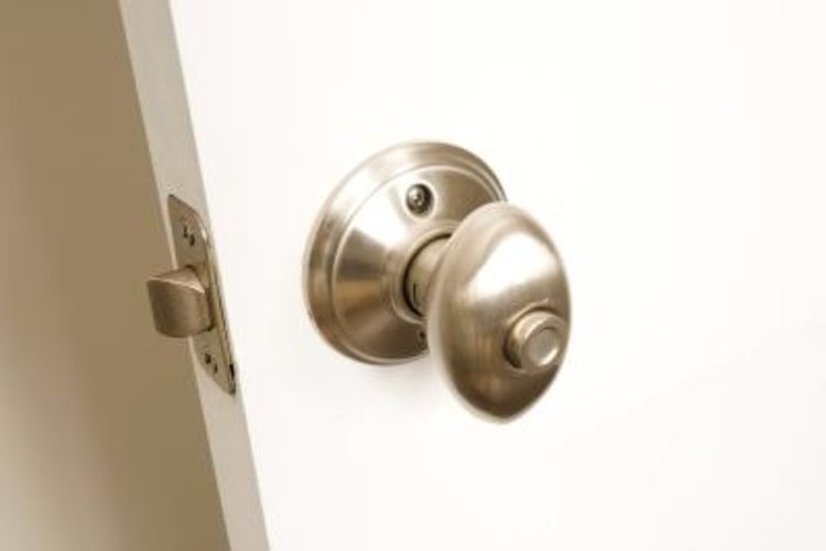 repair door knob photo - 19