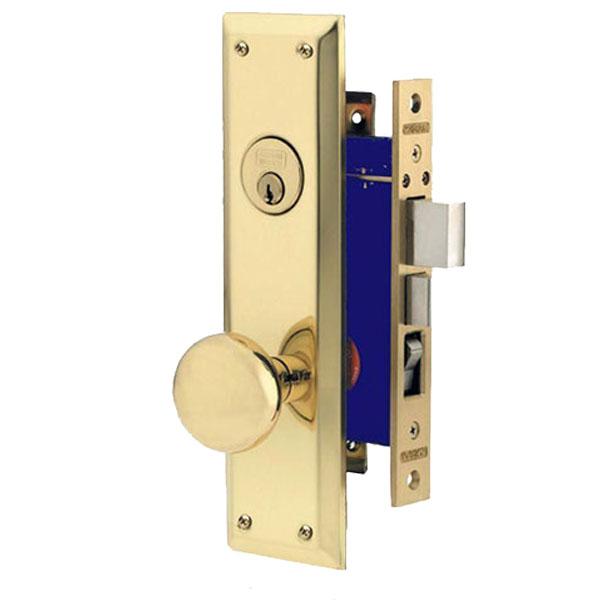 replace door knob with deadbolt photo - 17