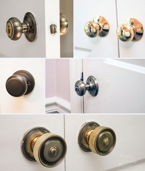replace door knob with deadbolt photo - 7