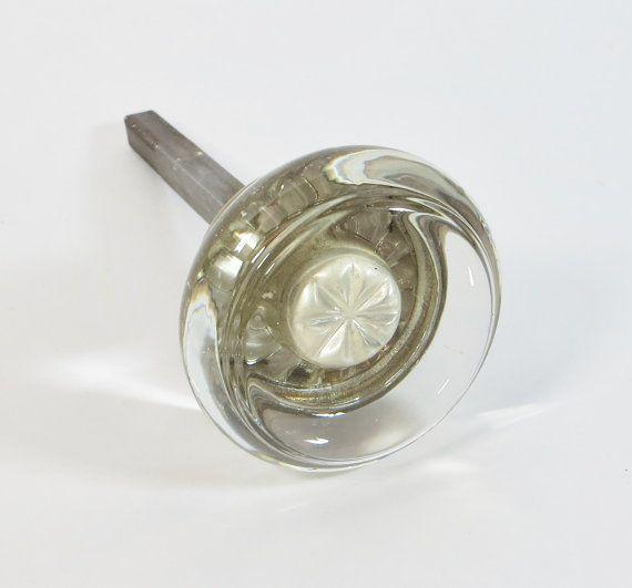 replacement glass door knobs photo - 1