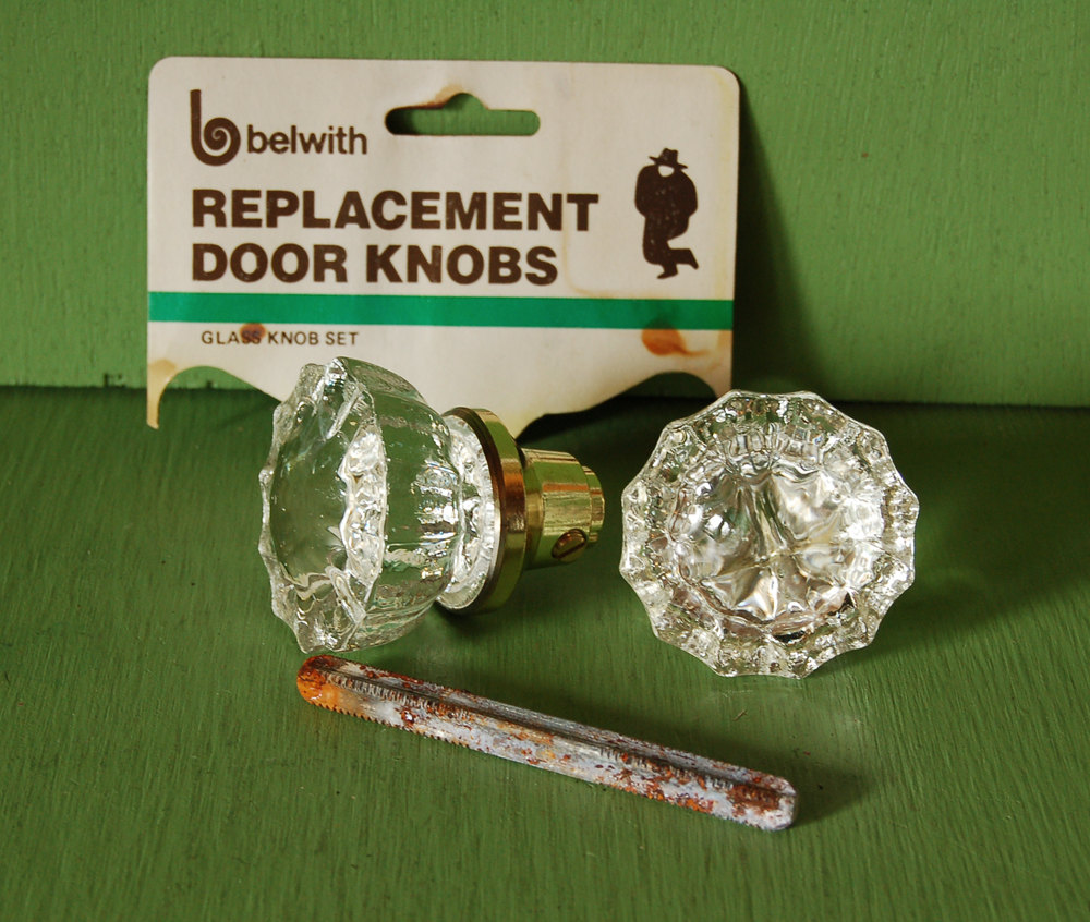 replacement glass door knobs photo - 3
