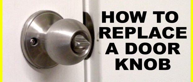 replacing door knobs and locks photo - 15