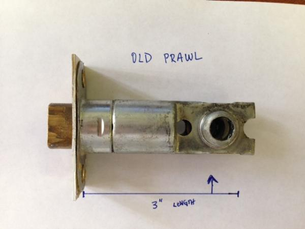 replacing old door knobs photo - 13