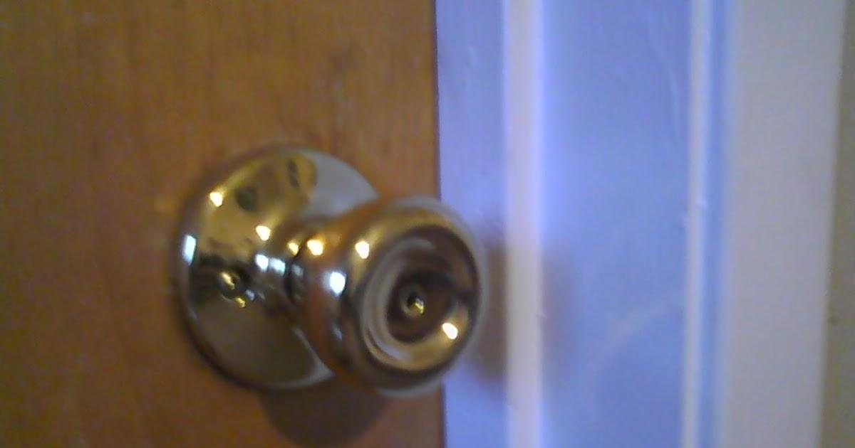 replacing old door knobs photo - 18