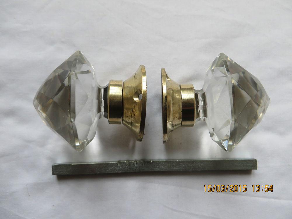 reproduction glass door knobs photo - 14