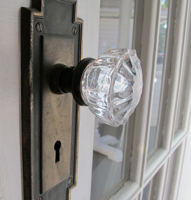 Reproduction Glass Door Knobs Photo   16