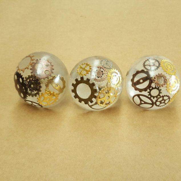 resin door knobs photo - 7
