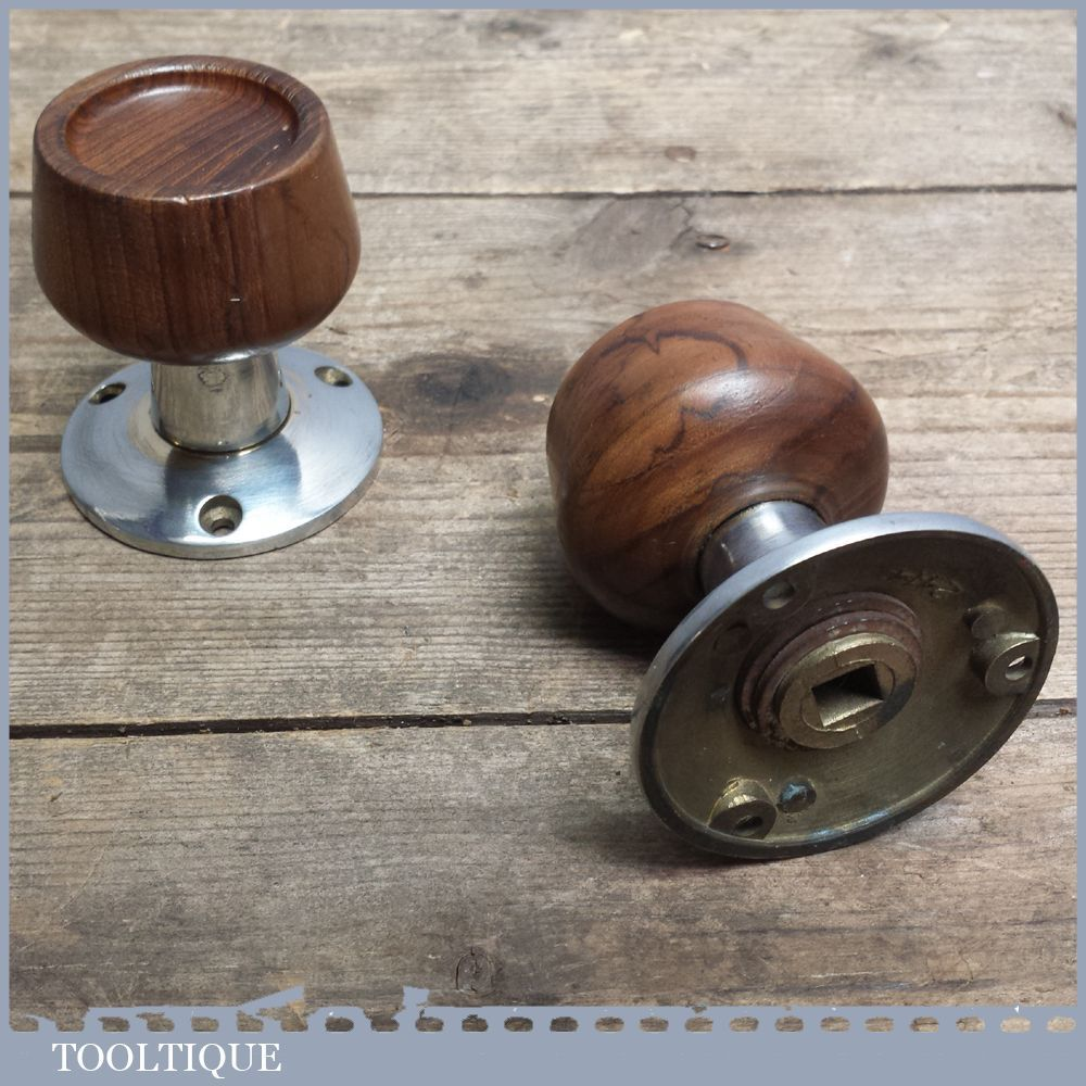 retro door knobs photo - 6