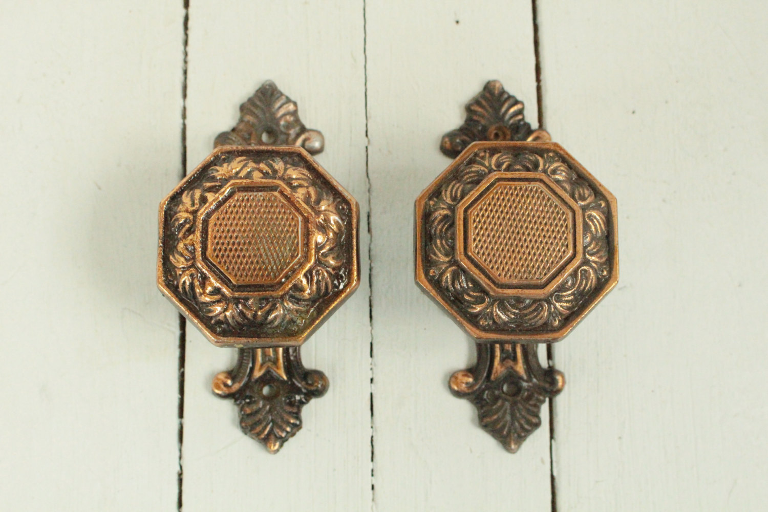 retro door knobs photo - 8