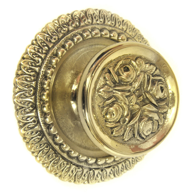 rose door knobs photo - 6