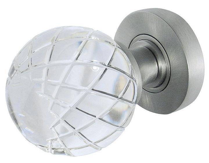 round glass door knobs photo - 10