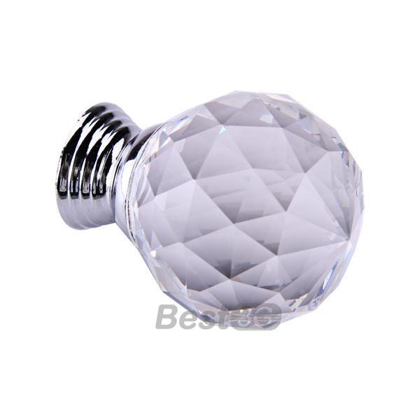 round glass door knobs photo - 15