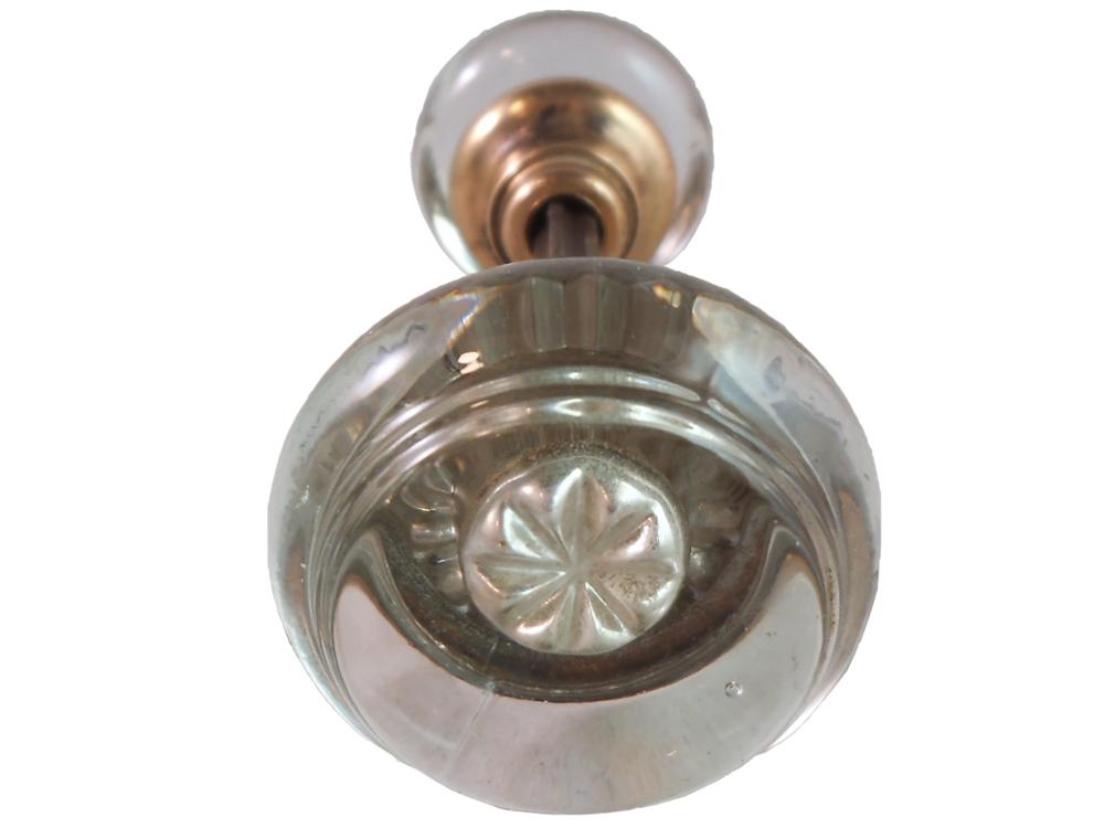 round glass door knobs photo - 2
