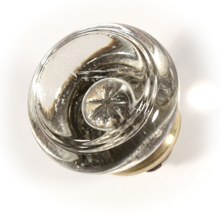 round glass door knobs photo - 5