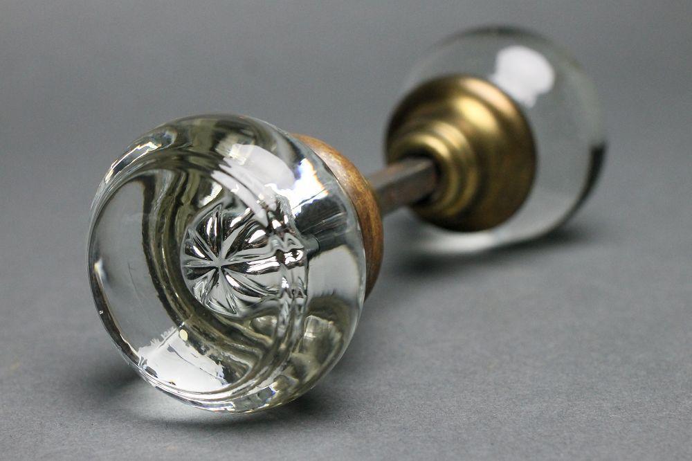 round glass door knobs photo - 7