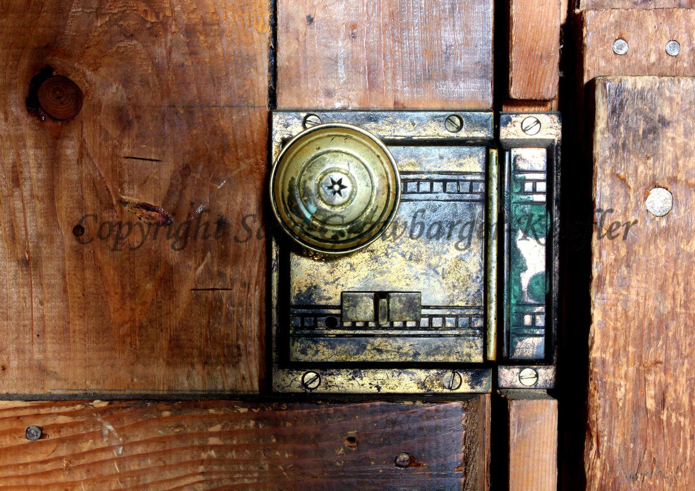 rustic door knobs photo - 15