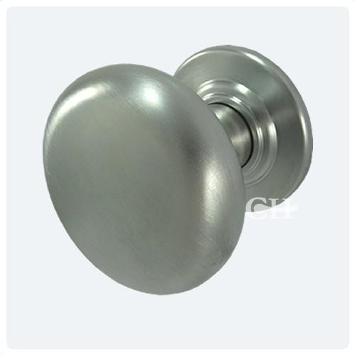 satin chrome door knobs photo - 15