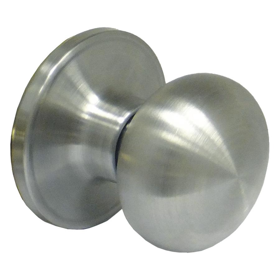 satin nickel door knobs photo - 1